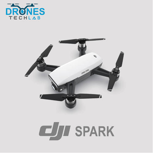 DJI Spark Portable Mini Quadcopter Drone 1080p Camera