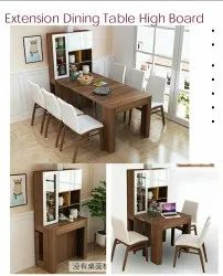 Extension Wall Mounted Dining Table