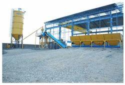 Bulk Self Loading Concrete Batching Plant