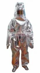 Aluminized Fire Proximity Suit EN 469 : 2014