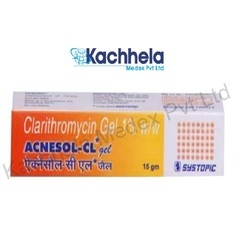 Acnesol Cl 15gm Gel