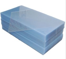 Clear Polycarbonate Sheet 1Mm & 500 Microns Both Side Pe Protection Film