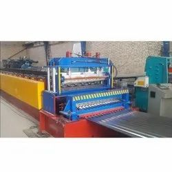 Corrugated Roofing Sheet Forming Machine