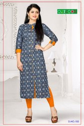 Pure Cotton Kurtis