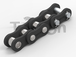 Bushed Roller Chains - Bushed Roller Chain Exporter from Anand
