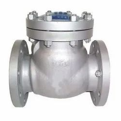 Lined Straight Type Ball Check Valve
