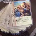Laminated Printing Card