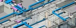 HVAC And MEP CAD Services, in Pan India