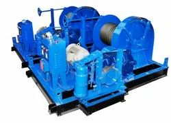 5 Ton Heavy Duty Winch Machine
