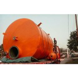 PP FRP Hydrochloric Acid Tank