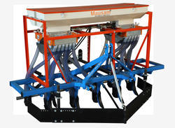 Eleven Tyne Seed Cum Fertilizer Drill