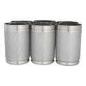 Premium Grade Stainless Steel Pint Cups Water Tumblers
