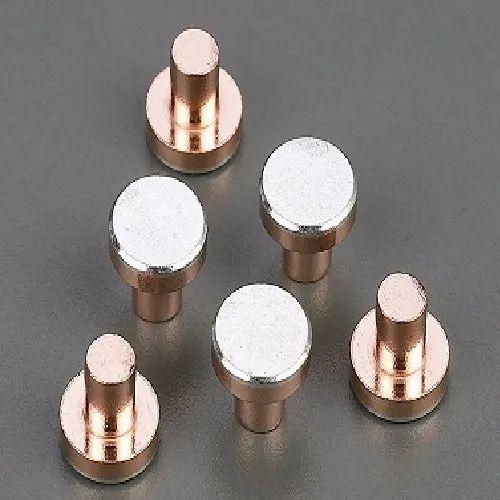 Bimetal rivets