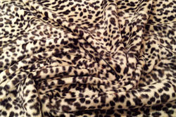 Printed Velour Fabrics