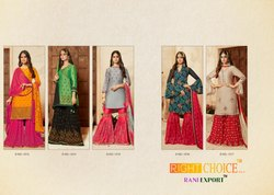 Ladies Sharara