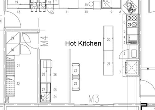 Commercial Kitchen Designing Service in Mumbai, DNY ...