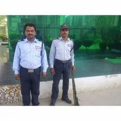 Armed Male Office Security Service