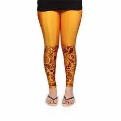 Be Wow Churidar Ladies Fancy Printed Legging