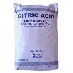 Citric Acid (Anhy)