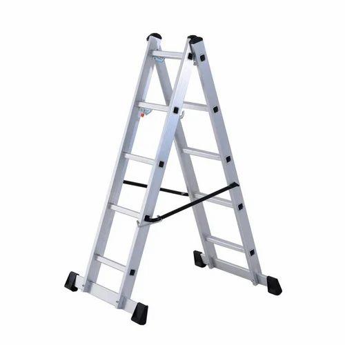 Industrial Aluminium Folding Ladder Dimensions 2 To 20 Feet Rs 3000 Unit Id 14855441291