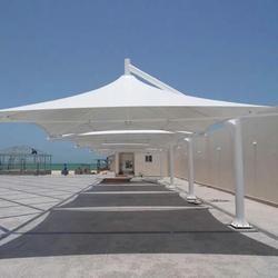 Gazebo Tensile Structure