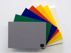 Colored Nylon Plate