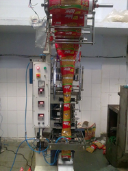 Automatic FFS Pouch Packing Machines