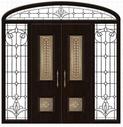 Wooden Front Door At Rs 25000 Piece Designer Wooden Door Id