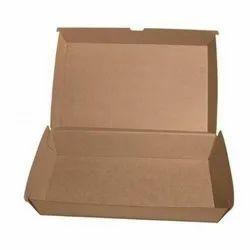 Param Packaging Brown Paper Food Boxes