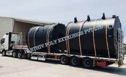 HDPE Spiral Effluent Storage Tank