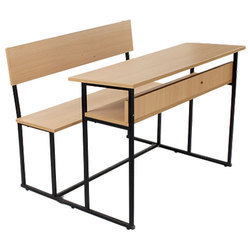 School Desk Bench
