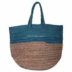 Indian Ladies Designer Jute Hand Bags