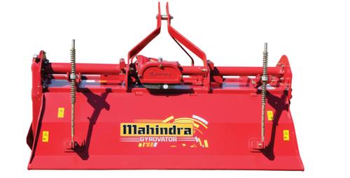 Mahindra Gyrovator ZLX 125, 4 feet Rotavator, 36 Blades