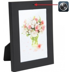 Photo Frame Style Hidden Camera