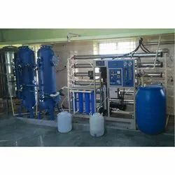 FRP/ Stainless Steel Mineral Water RO Plant
