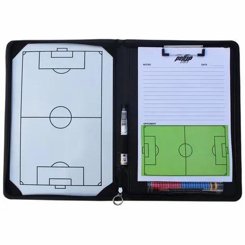 Magnetic Coach Tactic Board Folder