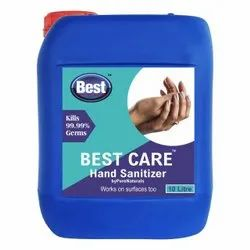 Alcohol Based Hand Rub/ Sanitizer, 10 Ltr Can