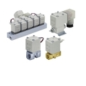 SMC Direct Operated 2 Port Solenoid Valve VX2