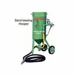 Sand Blasting Hopper at Best Price in India