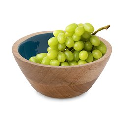 Wooden Enamel Bowl
