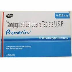 0.625 mg Conjugated Estrogens Tablets
