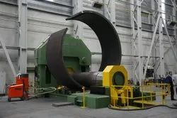 Heavy Plate Bending Job Work