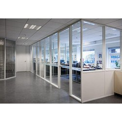Aluminium Acoustic Office Partitions