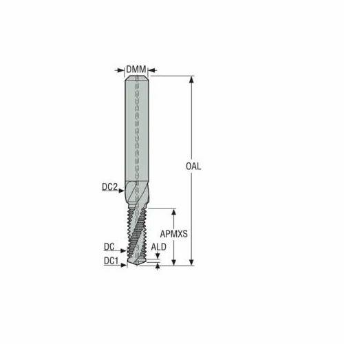 18.00mm Milling Dia D003//D013 End Mill