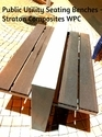 Straton Composites Walnut And Chocolate Floor Decking, Size/dimension: 2900 X 150 X 25 Mm