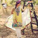 ROSEMEN SPRING SUMMER A DIGITAL COLLECTION PAKISTANI PRINTED SALWAR KAMEEZ
