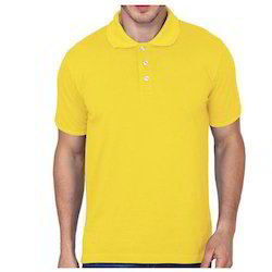Collar Mens T-Shirt