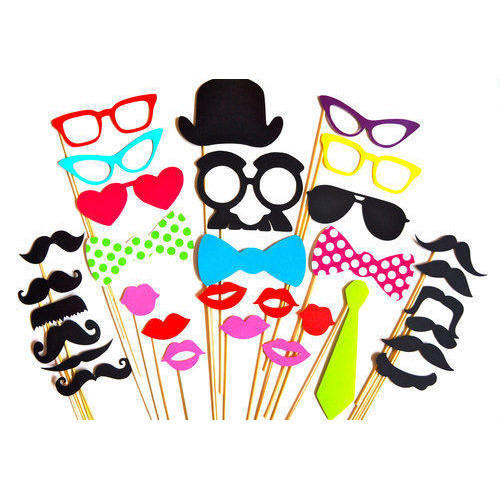photo booth props at rs 95 pack adyar chennai id 15075631930