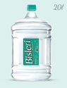 20 Liter Bisleri Water Bottle