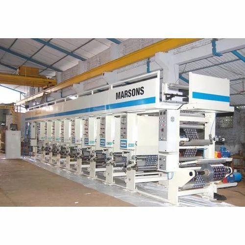 Rotogravure Printing Presses